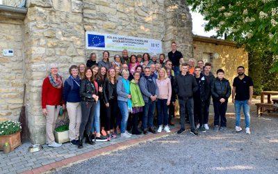 Reisegruppentreffen … travel rivival