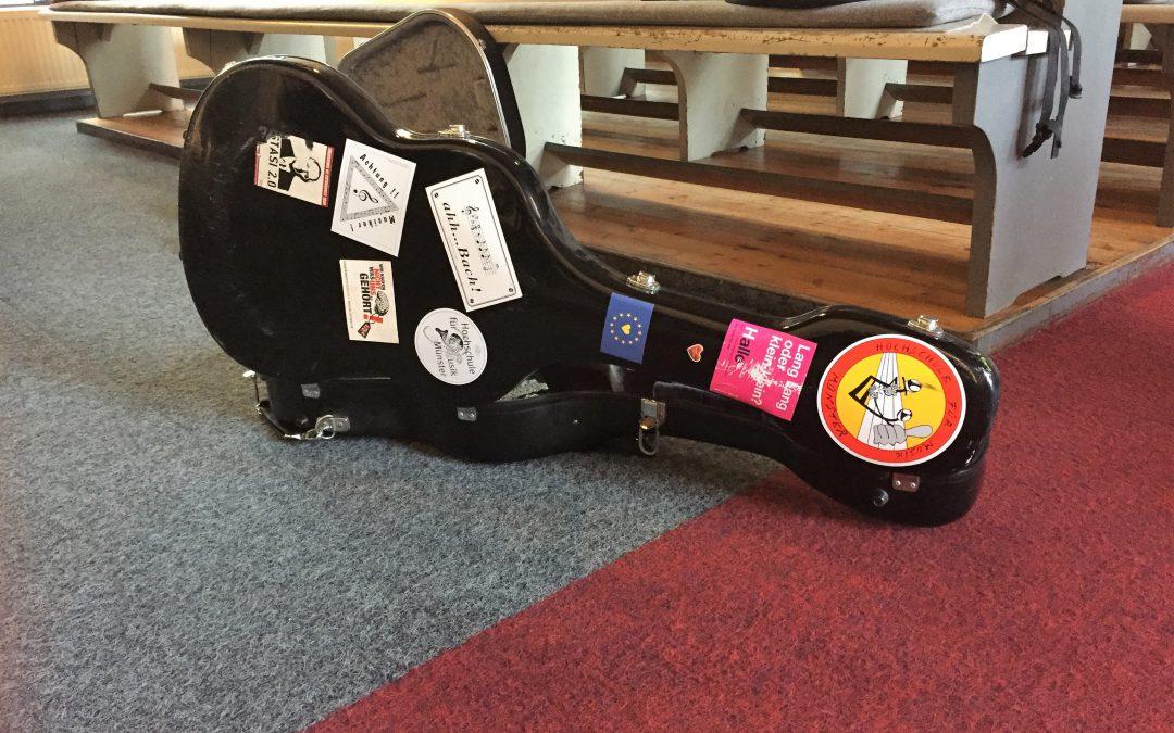Eine musikalische Weltreise …