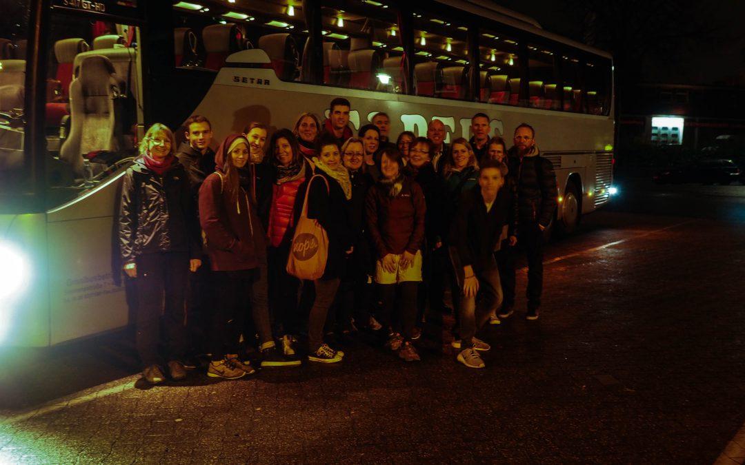 Tag 1 – Let's go! Traveling to Uganda